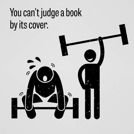 you figure: You Cannot Judge a Book by its Cover