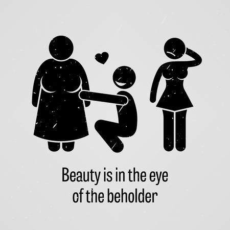 sex man: Beauty is in the Eye of the Beholder