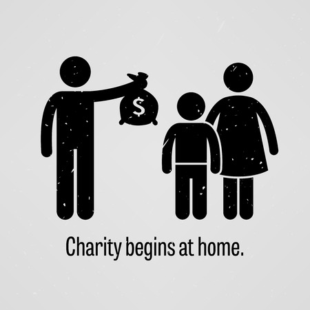care allowance: Charity Begins at Home