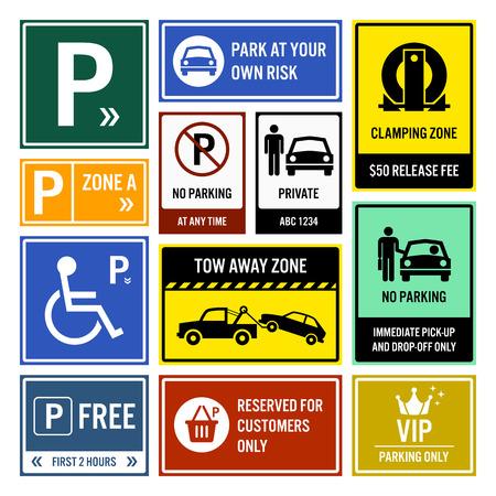 letreros: Estacionamiento Letreros aparcamiento