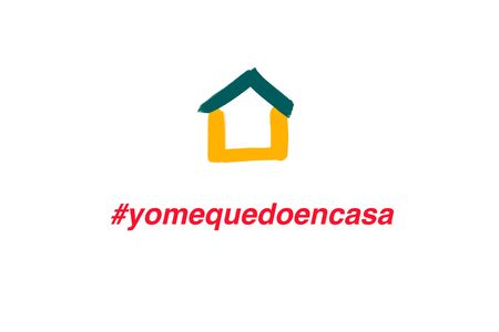 Spanish translation I STAY HOME and hashtag and house on white background. Spain extends emergency quarantine measures nationwide and advise people to stay home