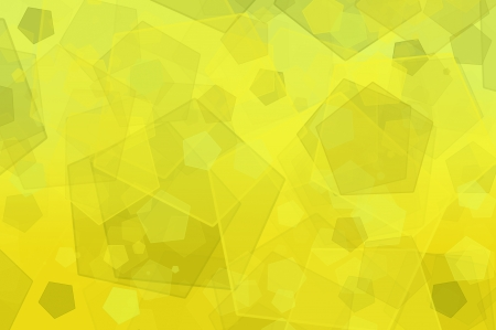Abstract yellow background. For a bright and beautiful design. Stock Photo