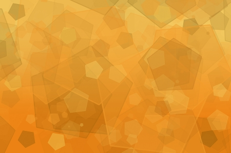 Abstract orange background. For a bright and beautiful design.