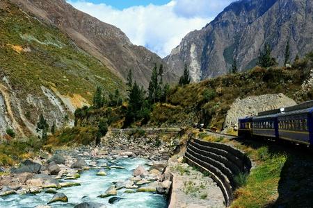 Peruvian railway