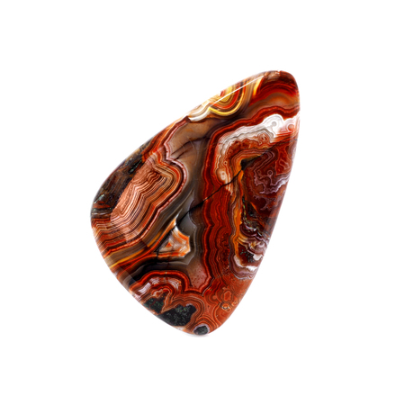Natural Gemstone - Crazy Lace Agate from Africa