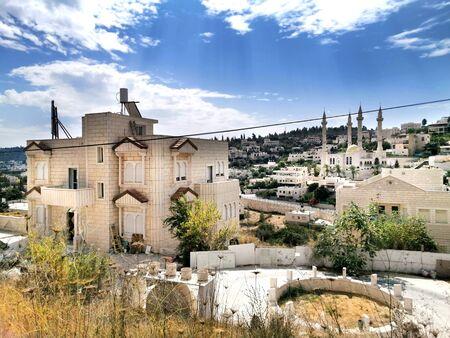Arab-Israeli Village Abu Gosh