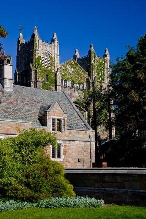 Gothic Building, University of Michigan