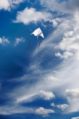 Kite Standard-Bild - 8034612