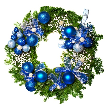christmas wreath: christmas wreath