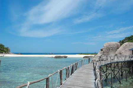 Nang Yuan Island  Thailand photo