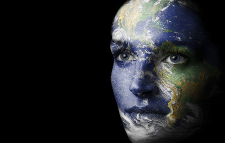 madre tierra: Madre tierra  Foto de archivo