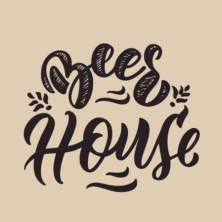 Beer house Standard-Bild - 129262830