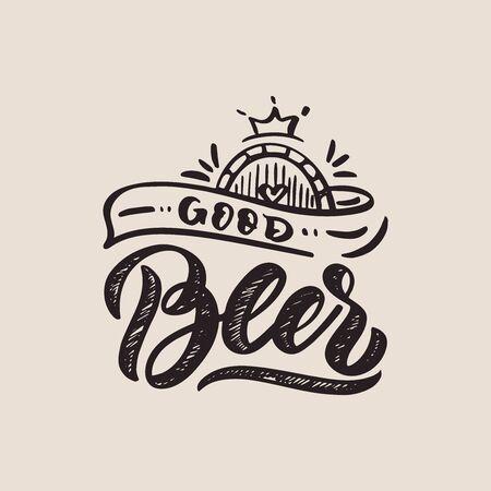 Beer good Zdjęcie Seryjne - 129266618