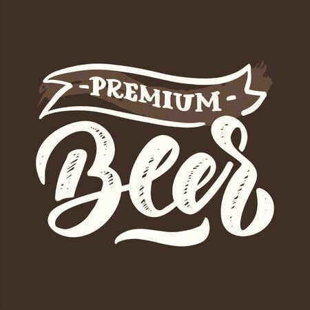 Beer premium