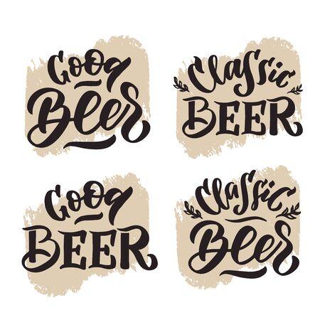 Beer Ilustracja