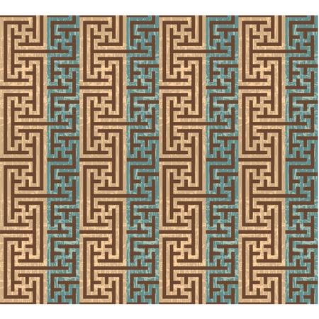 Oriental Seamless Tile (Wallpaper)