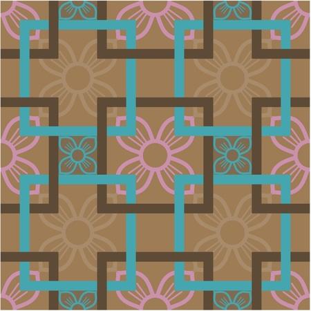 korean culture: Seamless Tile (Wallpaper)