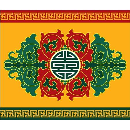 asian culture: Design Element Oriental