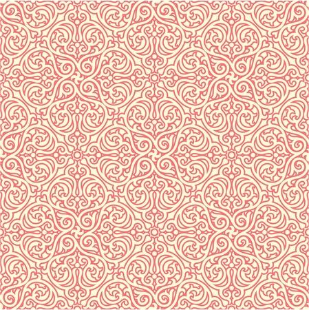 eastern asian: Oriental  Seamless Pattern