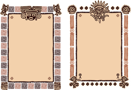 Mexican Frames Royalty Free Cliparts, Vectors, And Stock ...