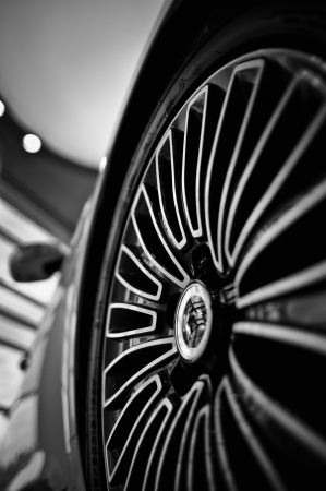 castings: Car rim