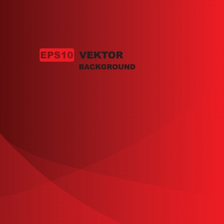 Red vector background eps 10 Vector
