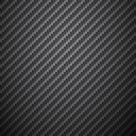 Carbon Fiber Textur Hintergrund Standard-Bild - 12796507