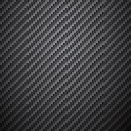 Carbon Fiber texture background  Vector