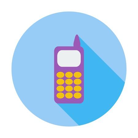 gsm: Phone single icon.