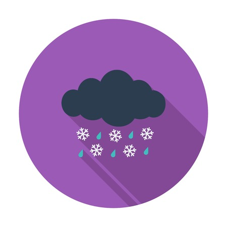 hailstorm: Sleet icon