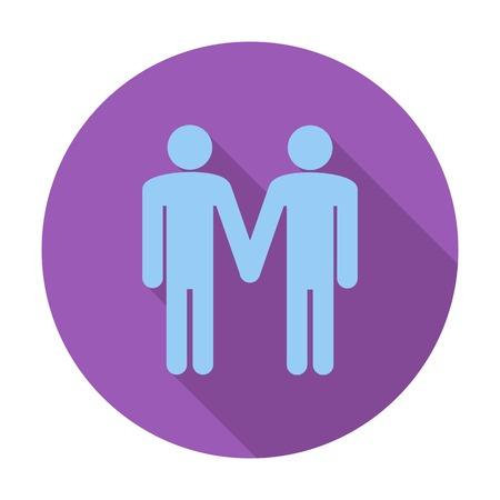 nackter junge: Homosexuell Zeichen