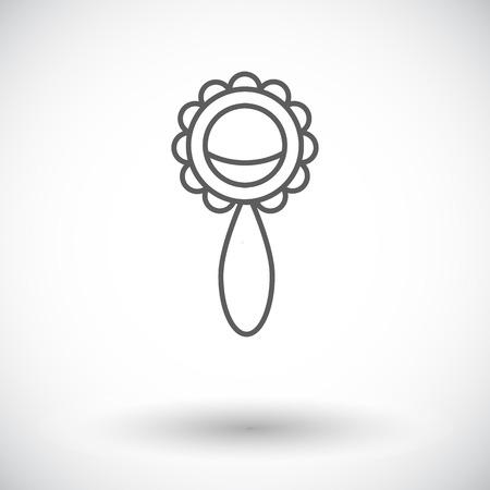 sonaja: icono de cascabel.
