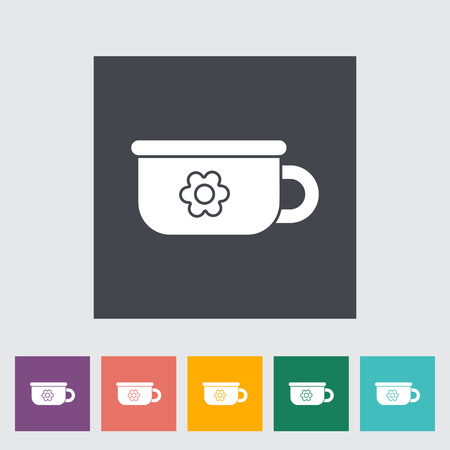 urinating: Potty icon. Flat vector related icon for web and mobile applications. It can be used as - logo, pictogram, icon, infographic element. Vector Illustration. Illustration
