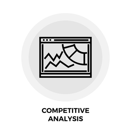 competitive: Competitive Analysis Icon
