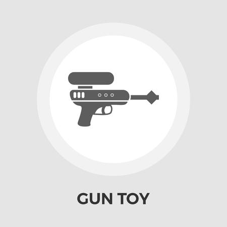 ray gun: Gun Toy Icon