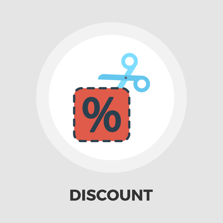 clip art cost: Coupon icon vector. Flat icon isolated on the white background.