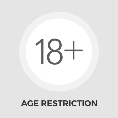 restriction: Age Restriction Icon Vector. Age Restriction Icon Flat. Age Restriction Icon Image. Age Restriction Icon JPEG. Age Restriction Icon EPS. Age Restriction Icon JPG. Age Restriction Icon Object.