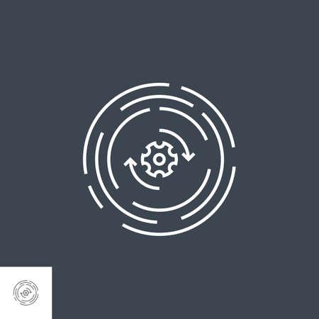 Update Line Icon