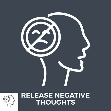 Release negative thoughts