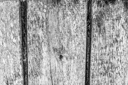 material. Texture wood wall it can be used as a background. Wooden texture with scratches and cracks Foto de archivo