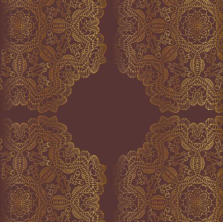 shiny gold: Golden lace background. Shiny gold texture.