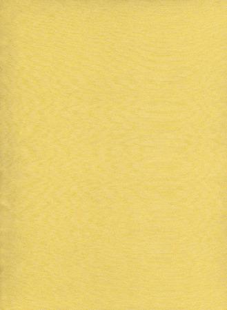 Golden organza fabric. Yellow or Golden abstract background
