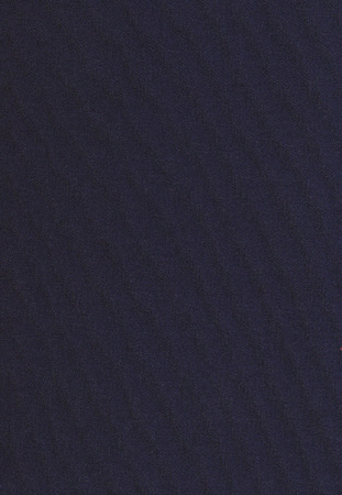 Closeup of dark blue fabric texture for background