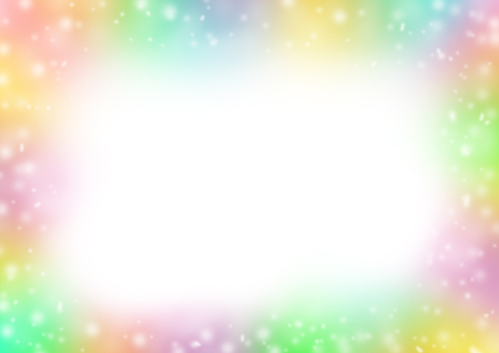 Blurred light color background.  Soft pastel colors