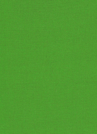 Woolen green fabric detail texture abstract background.