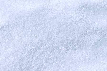 Fresh winter wonderland white snow texture. Fresh snow texture
