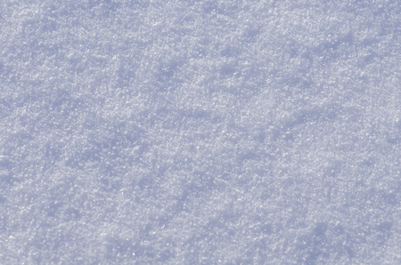 Background of fresh snow. Abstract Christmas background. Natural winter background
