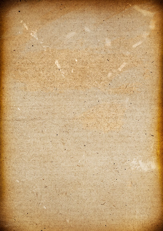 The blank background of the old menu with vintage bottles  Foto de archivo
