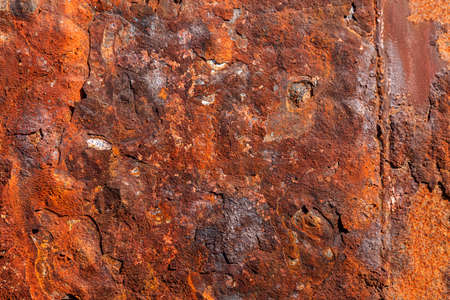 Grunge rusty metal texture, rust and oxidized metal background. Old metal panel. Large Rust background - perfect for text or creative images and designs