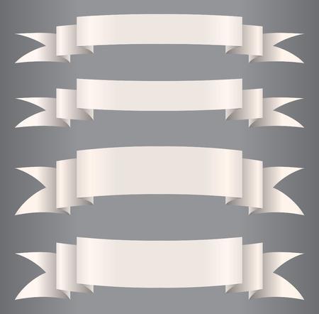 paper`s ribbons   Çizim